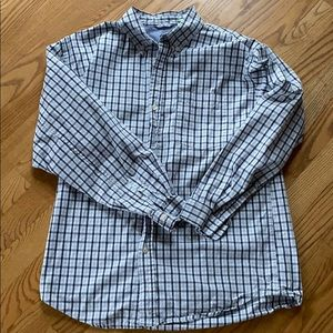 Boy's GAP Button Down Shirt XXL